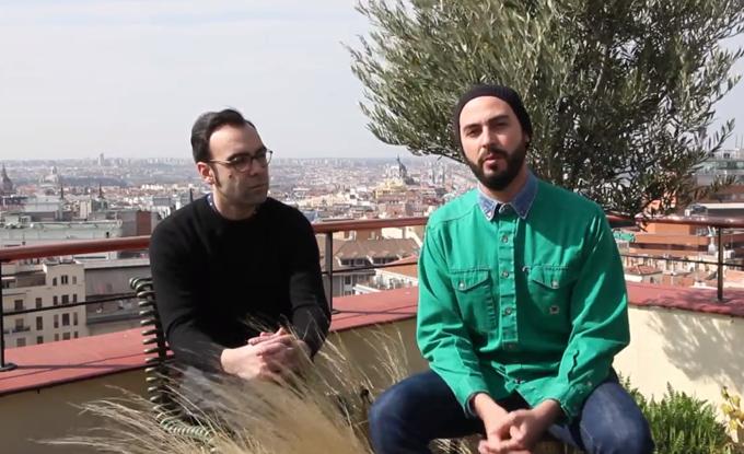 JAVIER MORENO Y ABRAHAM RIVERA NOS PRESENTAN SPAIN FRESH